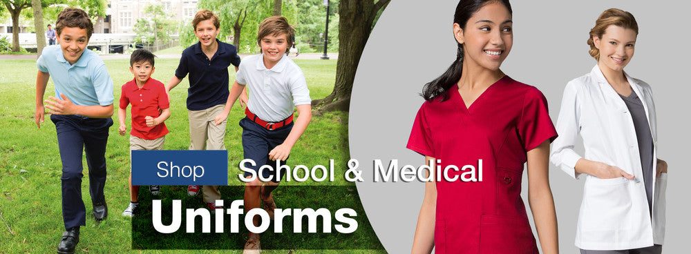 School Uniforms, Medical Uniforms, Jet Set Uniforms