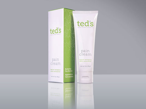 Ted's Pain Cream 3-Pack