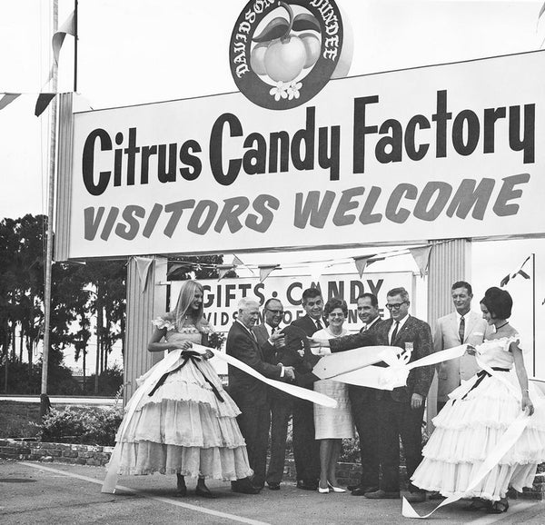 Davidson of Dundee Grand Opening in 1967