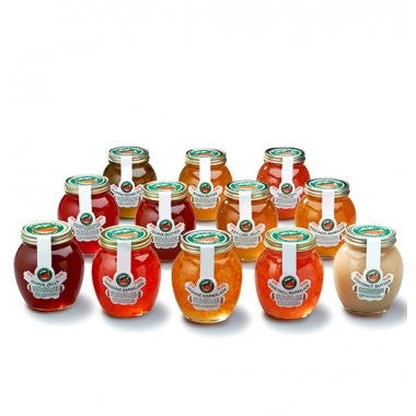 Tropical Medley - 12 pack, 8 oz. jars