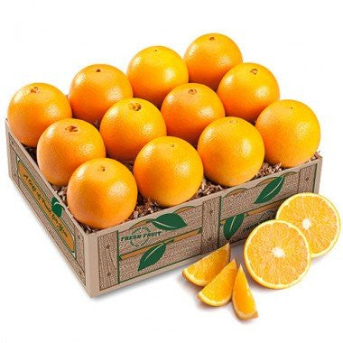 Navel Oranges - 1 Gift Tray