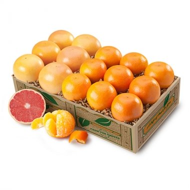 Honey Tangerines & Ruby Red Grapefruit - 1 Tray + Deluxe it!