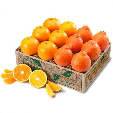 Navels and Honeybells - 1 Tray + Deluxe It!