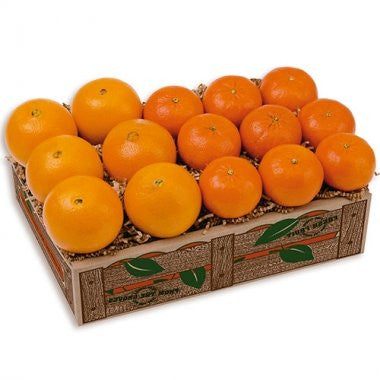 Navel Oranges & Tangelos - 1 Tray + Deluxe It!