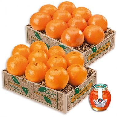 Navels and Tangerines ~ Free Shipping & Free Marmalade