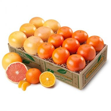 Royal Tangerines & Ruby Red Grapefruit - 4 Trays