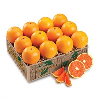 Scarlet Navels Oranges - 1 Tray + Deluxe It!
