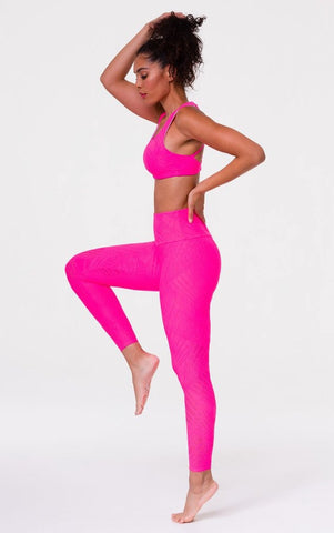 Hot pink Onzie Legging