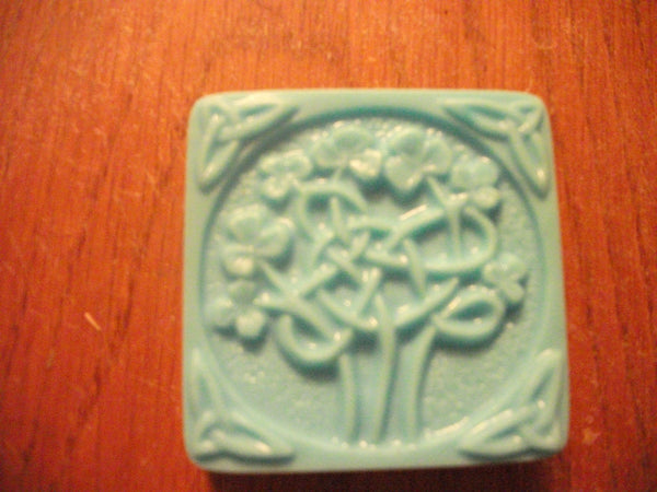 Celtic Ygdrassil-Tree 100% Natural Goat Milk Soap 4 oz Sandalwood scented