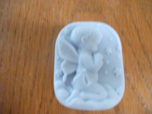 Bar of Fairy Boy Very Cute 100% Nature Goat Milk Soap Baby Powder Scented