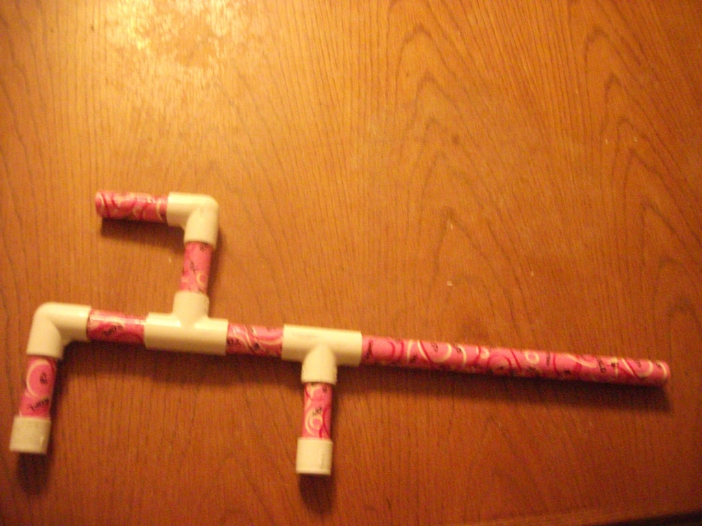 Toy Marshmallow Gun Marshmellow Pink LOL Rofl Print Made in USA