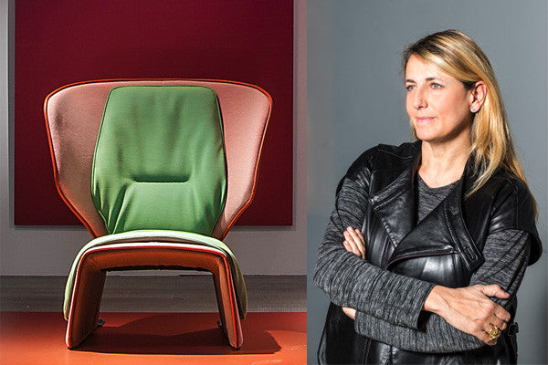 Designer: Patricia Urquiola – design star with innovation and emotion