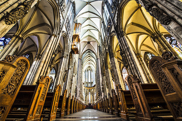 Travel: Cologne - the cathedral and the pubs