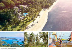 Travel: Snakes, Palmtrees And Dedon Island