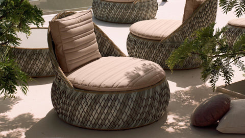 Dala - Outdoor Furniture From Dedon