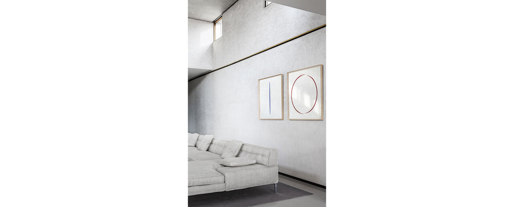 083 DEADLINE COLLECTION OF MIRRORS by Cassina for sale at Home Resource Modern Furniture Store Sarasota Florida