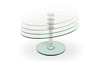 Lift Dining Table by DRAENERT for sale at Home Resource Modern Furniture Store Sarasota Florida