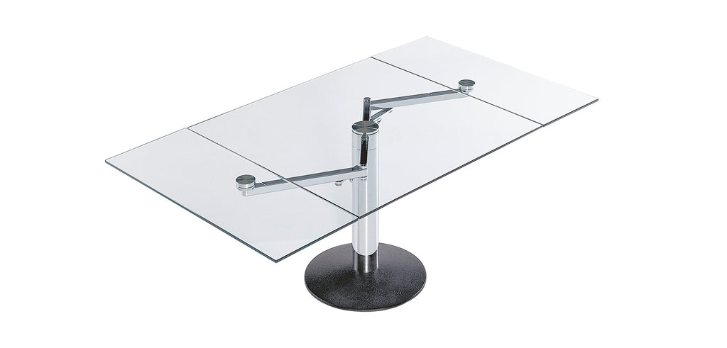 TITAN DINING TABLE by DRAENERT for sale at Home Resource Modern Furniture Store Sarasota Florida