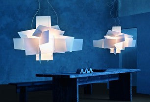 Big Bang Suspended Light  by Foscarini, available at the Home Resource furniture store Sarasota Florida