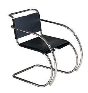MR Chair  by Knoll, available at the Home Resource furniture store Sarasota Florida