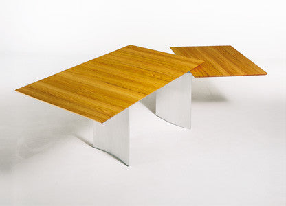 Atlas Dining Table  by DRAENERT, available at the Home Resource furniture store Sarasota Florida