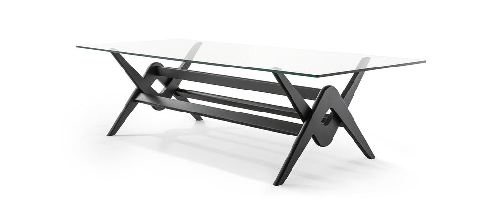 056 CAPITOL COMPLEX TABLE  by Cassina, available at the Home Resource furniture store Sarasota Florida