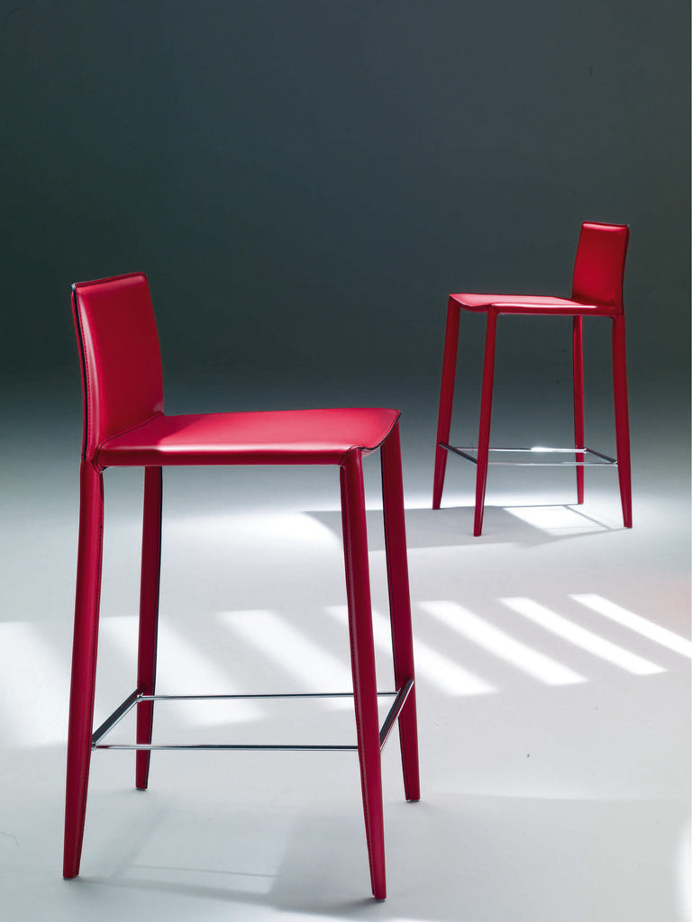 Linda Barstool  by BonTempi, available at the Home Resource furniture store Sarasota Florida