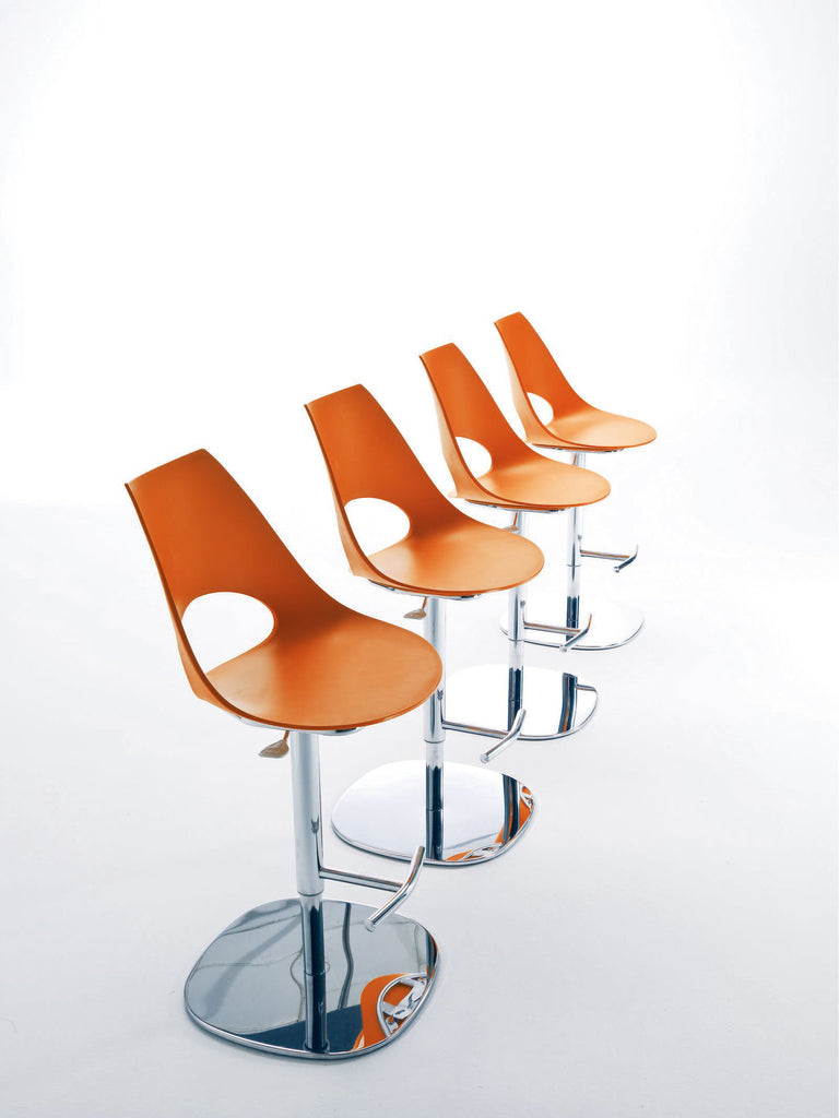 Shark Barstool  by BonTempi, available at the Home Resource furniture store Sarasota Florida