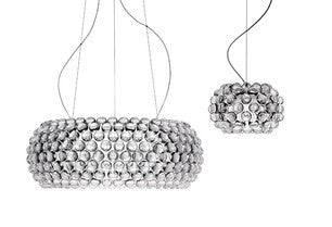Caboche Hanging Lamp  by Foscarini, available at the Home Resource furniture store Sarasota Florida