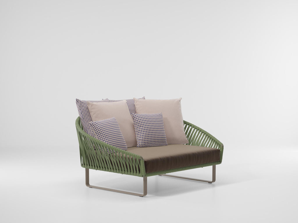 BITTA DAYBED  by Kettal, available at the Home Resource furniture store Sarasota Florida