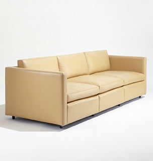 Pfister Sofa  by Knoll, available at the Home Resource furniture store Sarasota Florida