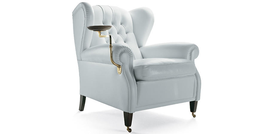 1919 Armchair by Poltrona Frau for sale at Home Resource Modern Furniture Store Sarasota Florida