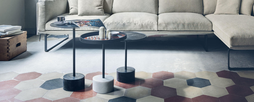 9 Side Table by Cassina for sale at Home Resource Modern Furniture Store Sarasota Florida