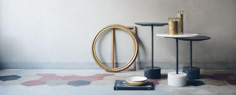 9 Side Table by Cassina