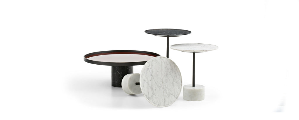 9 Side Table  by Cassina, available at the Home Resource furniture store Sarasota Florida