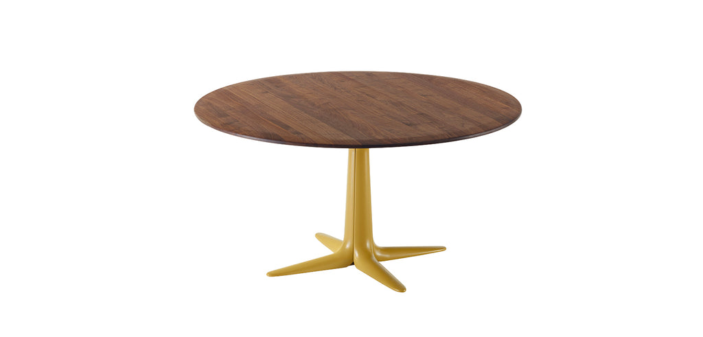 LAURO DINING TABLE by DRAENERT for sale at Home Resource Modern Furniture Store Sarasota Florida