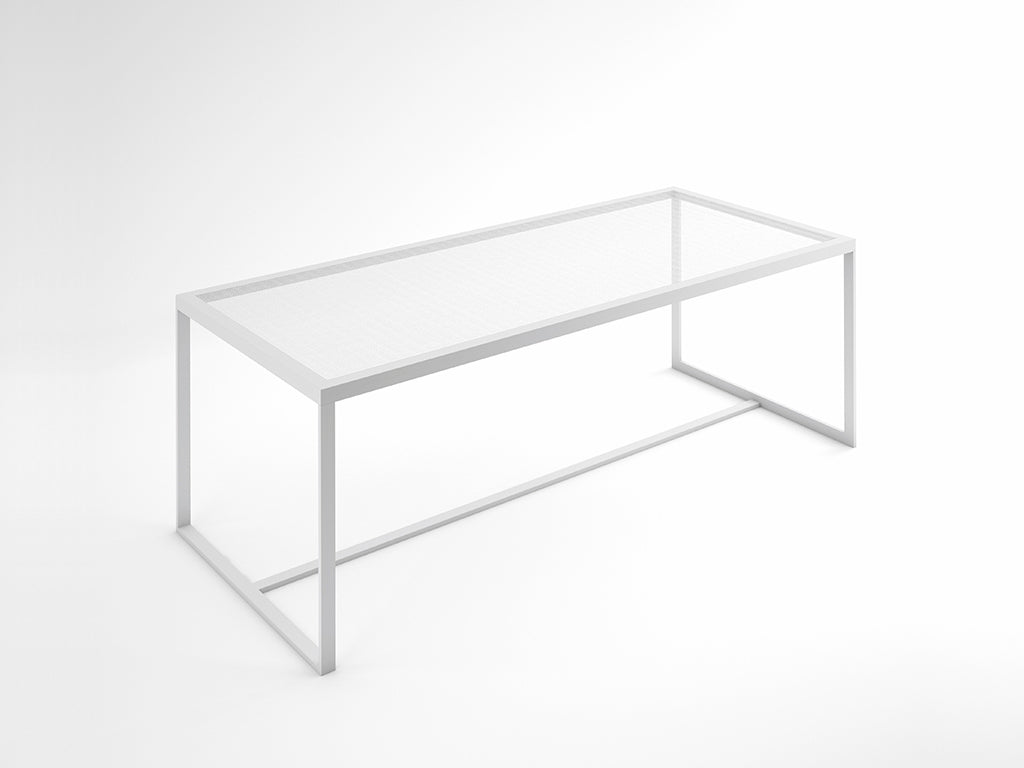 BLAU DINING TABLE by Gandia Blasco for sale at Home Resource Modern Furniture Store Sarasota Florida