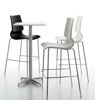 Gigi Barstool by Knoll for sale at Home Resource Modern Furniture Store Sarasota Florida