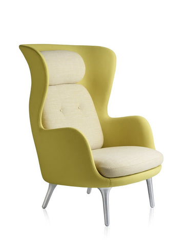 Ro Chair by Fritz Hansen