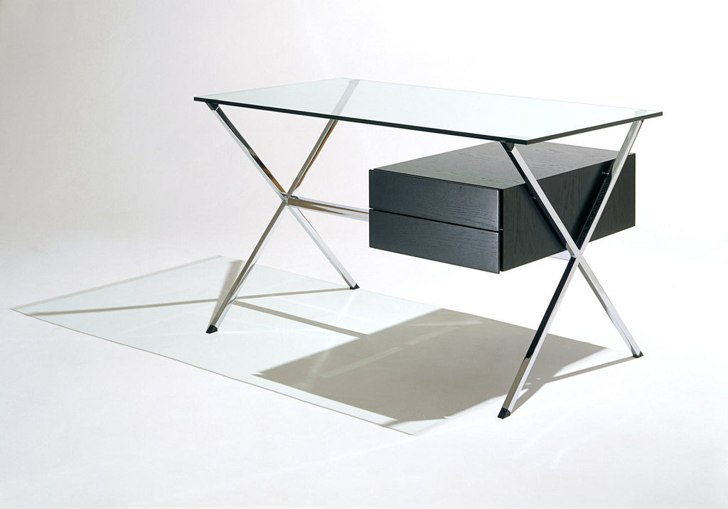 Albini Desk  by Knoll, available at the Home Resource furniture store Sarasota Florida