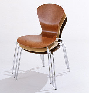 Sprite Stacking Chair by Knoll for sale at Home Resource Modern Furniture Store Sarasota Florida