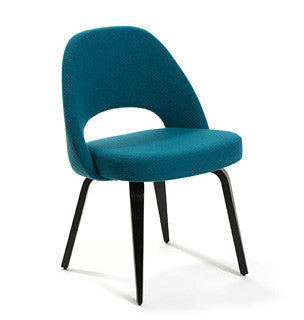 Saarinen Executive Chair with Wood Leg  by Knoll, available at the Home Resource furniture store Sarasota Florida