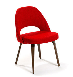 Saarinen Executive Chair with Wood Leg by Knoll for sale at Home Resource Modern Furniture Store Sarasota Florida