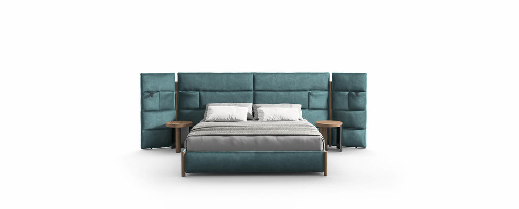 L60 BIO-MBO BED  by Cassina, available at the Home Resource furniture store Sarasota Florida