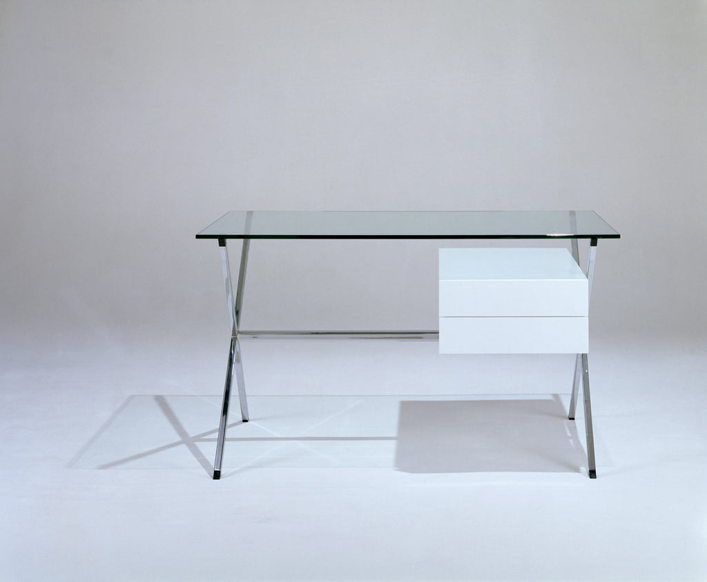 Albini Desk by Knoll for sale at Home Resource Modern Furniture Store Sarasota Florida