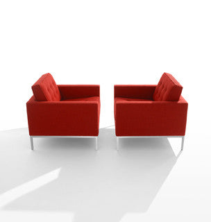 Florence Knoll Lounge Seating  by Knoll, available at the Home Resource furniture store Sarasota Florida