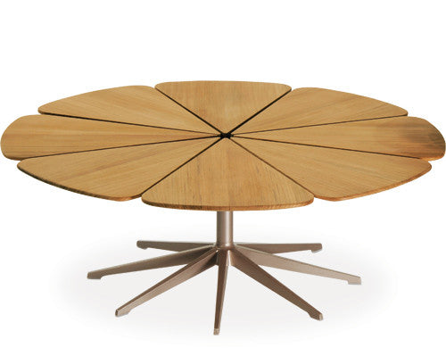 Petal Coffee Table  by Richard Schultz, available at the Home Resource furniture store Sarasota Florida