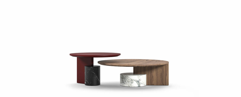 557 SENGU LOW TABLE  by Cassina, available at the Home Resource furniture store Sarasota Florida