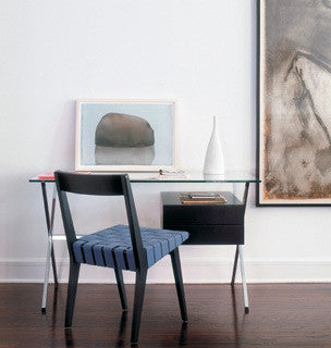 Risom Side Chair by Knoll for sale at Home Resource Modern Furniture Store Sarasota Florida