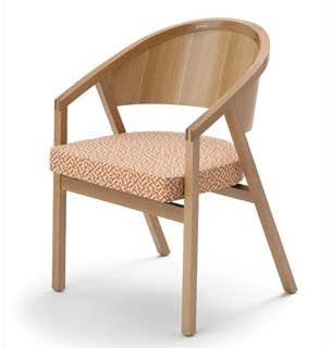 Shelton Mindel Side Chair by Knoll for sale at Home Resource Modern Furniture Store Sarasota Florida
